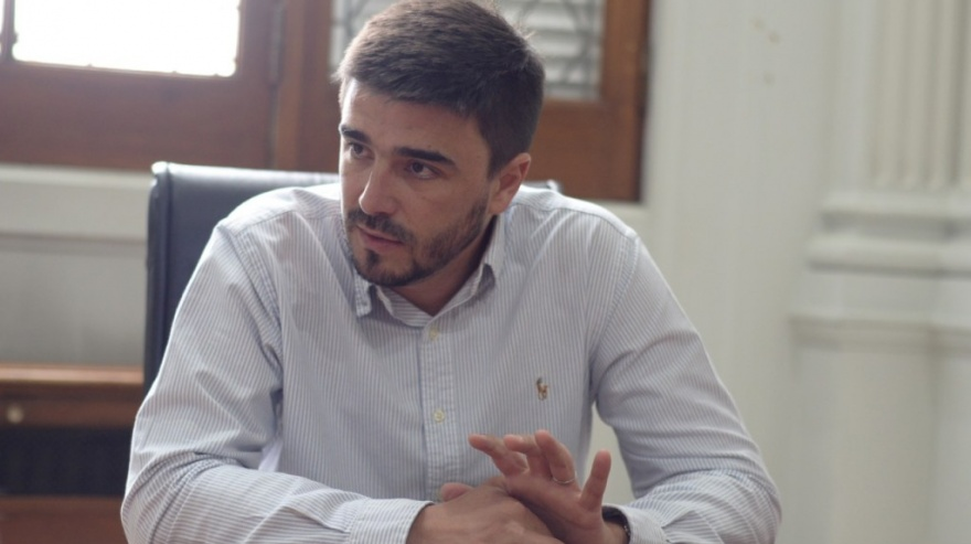 Ezequiel Galli defendió los subsidios al transporte local